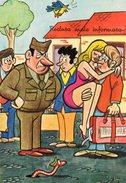 Umorismo - Recluta Male Informata - Humoristiques