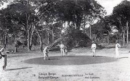 CONGO BELGE - EP 61 Vue 78 Elisabethville Le Golf (Entier Postal - Postal Stationary)