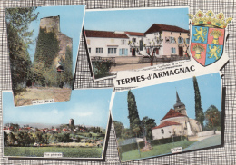 Termes D'Armagnac 32 - Divers - Non Classés