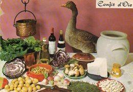 RECETTE: Confit D'Oie  - Recette De Emile Bernard - Ricette Di Cucina