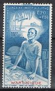 MARTINIQUE AERIEN N°3 N** - Guyane Française (1886-1949)