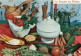 RECETTE: La Soupe Au Pistou  - Recette De Georgette SIMON - Ricette Di Cucina