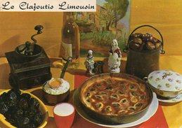 RECETTE: Le Clafoutis Limousin  - Recette De Emile BERNARD - Ricette Di Cucina