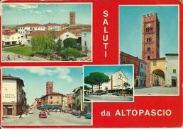 Altopascio (Lucca, Toscana) Vedute E Scorci Panoramici Della Località - Lucca