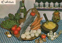 RECETTE: L'Ailloli Complet  - Recette De Emile BERNARD - Ricette Di Cucina