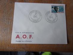 A.O.F. (1959) Journée Du Timbre DAKAR