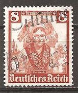 DR 1935 // Michel 592 O - Deutschland