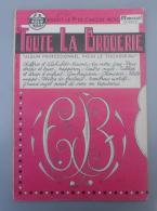 003, Loisirs Créatifs, Toute La Broderie - 1959 N° 73 - Non Classés