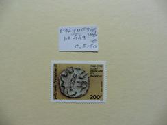 Polynésie  :: Timbre  Neuf  N° 449