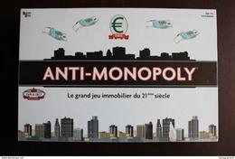 JEU DE SOCIETE - Anti-monopoly - Edition University Games 2006 - Autres