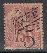 NOUVELLE-CALEDONIE N°37 N* - Neukaledonien
