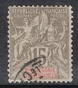 NOUVELLE-CALEDONIE N°61 - Gebraucht