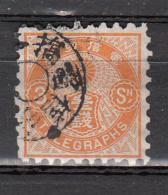 Japon - Télégraphe - 3 Obl. - Francobolli Per Telegrafo