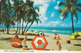 Florida Beach Scene White Sands And Sunshine - Vereinigte Staaten