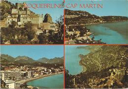 Souvenir De ROQUEBRUNE - CAP MARTIN.  (scan Verso) - Roquebrune-Cap-Martin