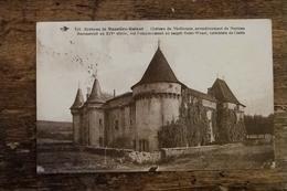 87, ENVIRONS DE BUSSIERE GALANT, CHATEAU DE VIEILLECOUR, 1934 - Other Municipalities
