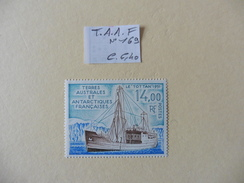 T.A.A.F Terres Australes :   Timbre  Neuf  N° 169