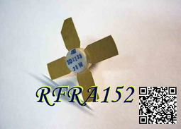 SD1135 28W RFRA152 RADIO ELECTRONIQUE TRANSISTOR HF UHF BBS SST MT63 HAM - Transistoren