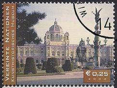 2003 UNO Wien Mi. 387 Used KH-Musemum, Wien - Ungebraucht