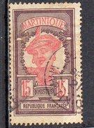 Martinique : 66 OBL - Usados