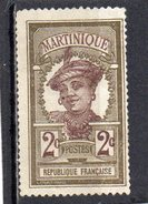 Martinique : 62 NSG - Nuevos