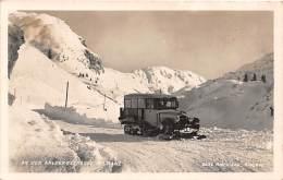 Thème AUTOBUS / AUTOMOBILE - An Der Albergstrasse Bei Ranz - Bregenz - AUSTRIA - Cartes Postales
