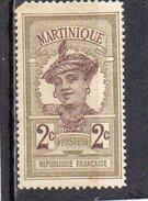 Martinique : 62 X - Nuevos