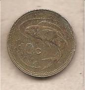 Malta - Moneta Circolata Da 10 Centesimi - 1995 - Malta