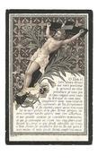 Z 96. T.Rde Soeur EUGENIE - F. LIBAN - Supérieure S.Coeur De Marie - +HANNUT 1907 (81ans) - Devotion Images