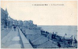 14 SAINT-AUBIN-sur-MER - La Digue-promenade - Saint Aubin