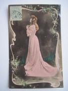 CPA BESSIE ABBOT – était Une Soprano D'opéra,  Opéra De Paris – Femme – Photo Reutlinger T.B.E. 1906 - Artistes