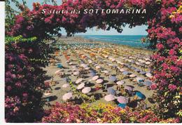 SOTTOMARINA - LA SPIAGGIA 1972 - Italia
