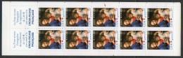 Timbres - Croix Rouge 2003 - Pierre Mignard - Faciale 5.00 € - Bloc N° 2052 - Markenheftchen
