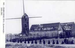 STASEGEM Bij Harelbeke (W.Vl.) - Molen/moulin - Blauwe Prentkaart Ons Molenheem Van De Gewezen Koutermolen - Harelbeke