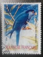 ♥ Polynésie Française YT 361  - Oiseau - 1990 - Oblitéré - Polynésie Française