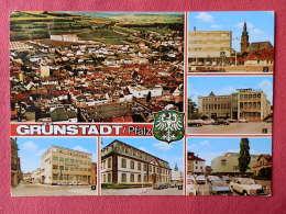 Deutch , Cpm  GRUNSTADT Pfalz  , Multivues ( 02.087) - Zonder Classificatie