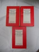 Soixante Jours Qui ébranlèrent L'occident 3 Volumes  Benoist Mechin - 1901-1940