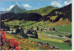 GARGELLEN - Montafon Panorama - Österreich