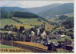 SPITAL Am Semmering - Panorama Mit Bahntrasse - Österreich