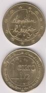 Centre E.LECLERC .. Demain L'Euro 1,5 Euro. 1996. - Specimen