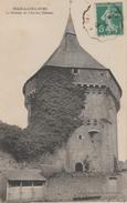 17  / 2 / 68  -  SILLÉ -LE-GUILLAUME  ( 72 ) - Le  Dojon De L'ancien Château - Sille Le Guillaume