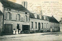 Charmoy Un Coin Du Pays Circulee En 1909 - Charmoy