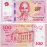 Vietnam Viet Nam NEW - 100 Dong 2016 Commemorative - UNC - Vietnam