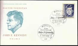 Germany Bonn 1964 / In Memorize Of John Ford Kennedy