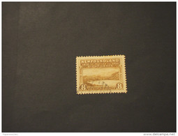 NEWFOUNDLAND - 1911 MOSQUITO 8 C. - TIMBRATO/USED - Newfoundland