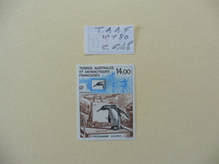 T.A.A.F :Terres Australes :timbre  Neuf N° 180