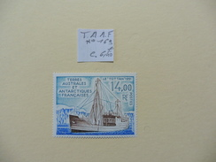 T.A.A.F :Terres Australes :timbre  Neuf N° 169