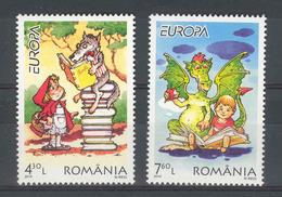 Romania 2010 Europa CEPT 2v** MNH
