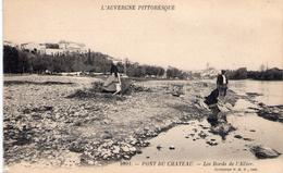 Pont Du Château - Les Bords De L'allier - VDC - BE+ - Pont Du Chateau