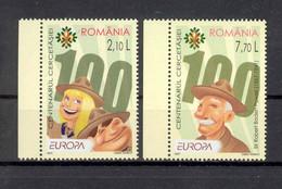 Romania 2007 Europa CEPT Scout  2v** MNH